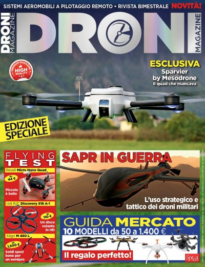 DRONI MAGAZINE n.4