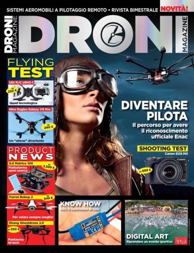 Droni Magazine 5, Sardinia Multirotors