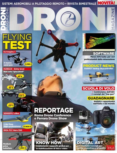 Droni Magazine