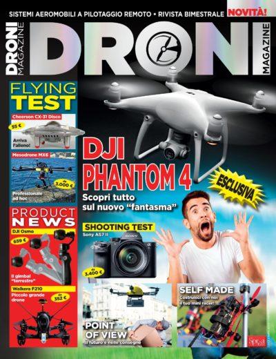 Droni Magazine 6, Sardinia Multirotors