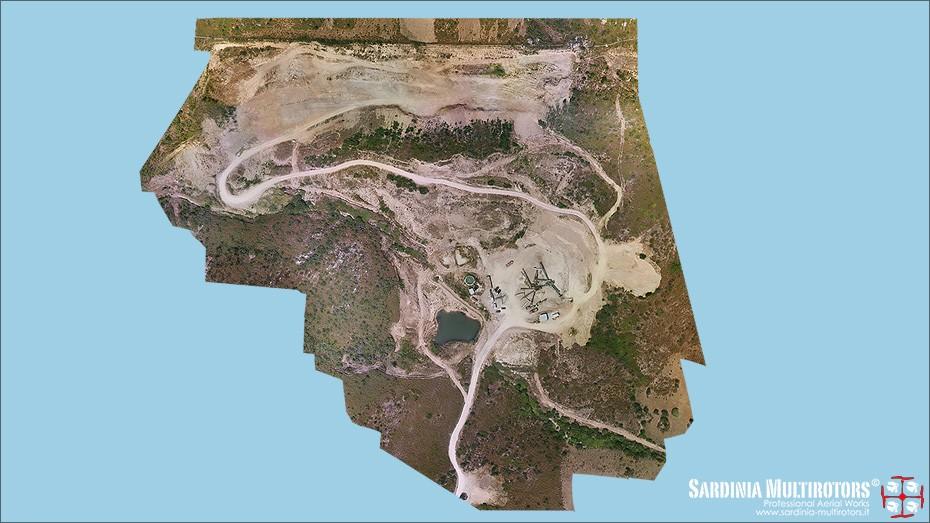 Aerofotogrammetria Sardinia Multirotors