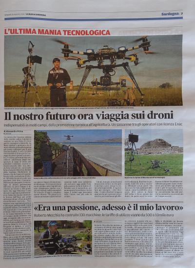 Sardinia_Multirotors_pagina7_La_Nuova_Sardegna