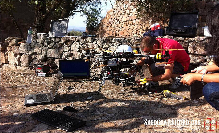 Archeologia - Sardinia Multirotors