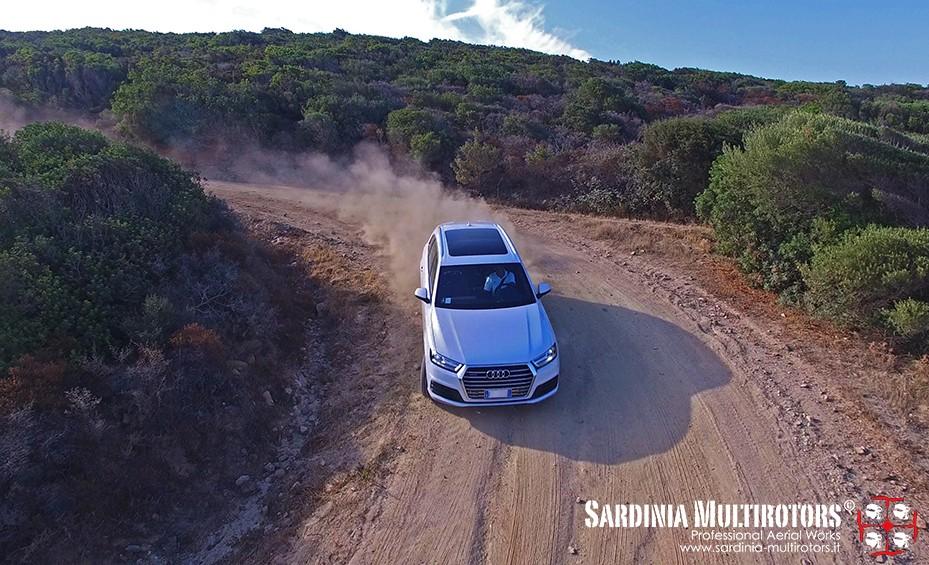 Audi, Sardinia Multirotors