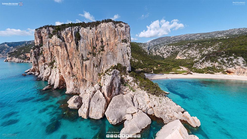 Cala Luna - Sardinia Multirotors