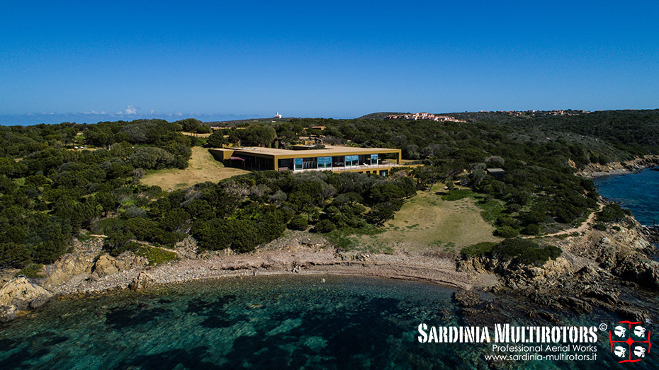 Esmeralda_Luxury_Villas - Sardinia Multirotors