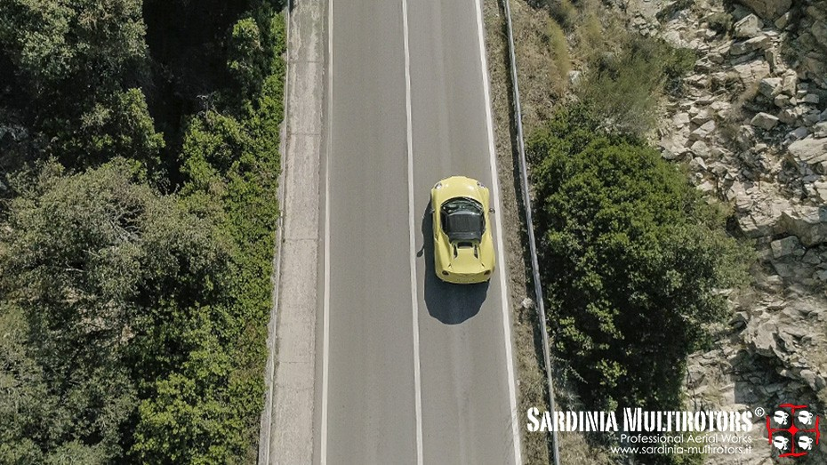Gazprom - Sardinia Multirotors