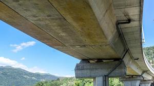 Ispezioni ponti e viadotti con droni