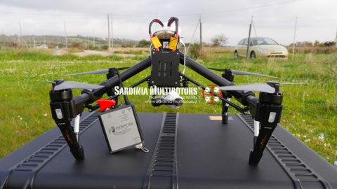 Terminatore di volo Inspire - Sardinia Multiroitors