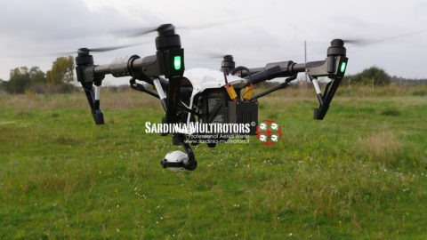 Flight Terminator Inspire - Sardinia Multiroitors