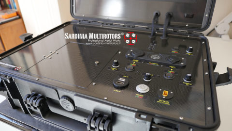 Prodotti custom - Professional Ground Station - Sardinia Multirotors