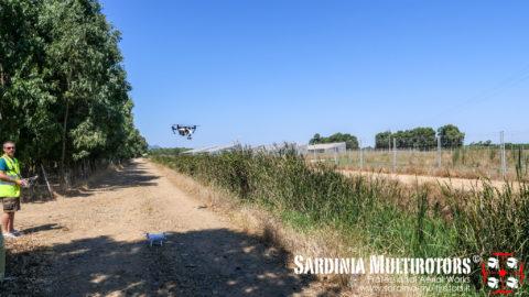 Sardinia Multirotors - Thermal inspection