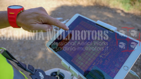 Sardinia Multirotors - Thermal inspection