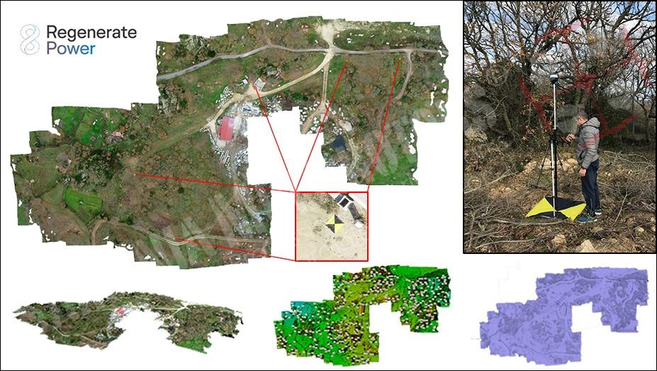 Rilievo Topografico, Rilievo fotogrammetrico, Rilievo aerofotogrammetrico, Rilievo con Drone, Topografia