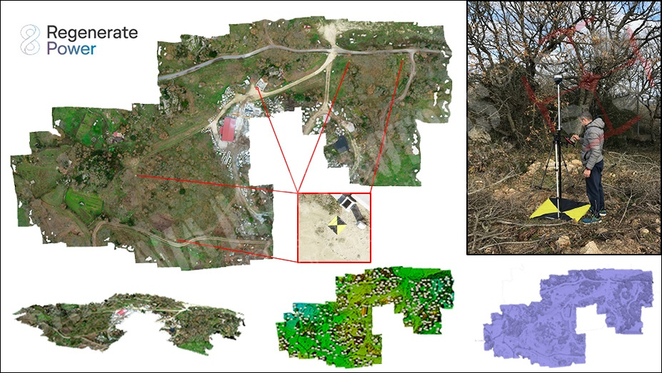 fotogrammetria, aerofotogrammetria, rilievo drone