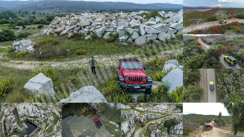 QuattroruoteTV - Sardinia Multirotors