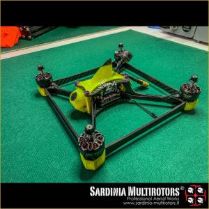 DRONI FPV RACING - SINGULARITUM