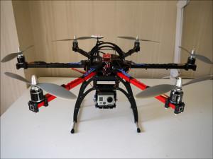 Drone Sardinia Multirotors