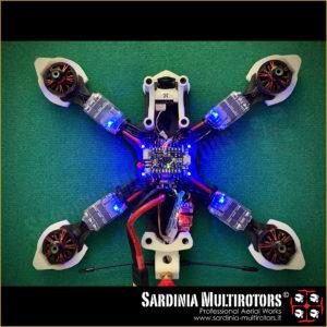 DRONI FPV RACING - D-ROCK