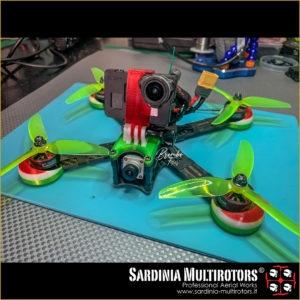 DRONI FPV RACING - CITRO